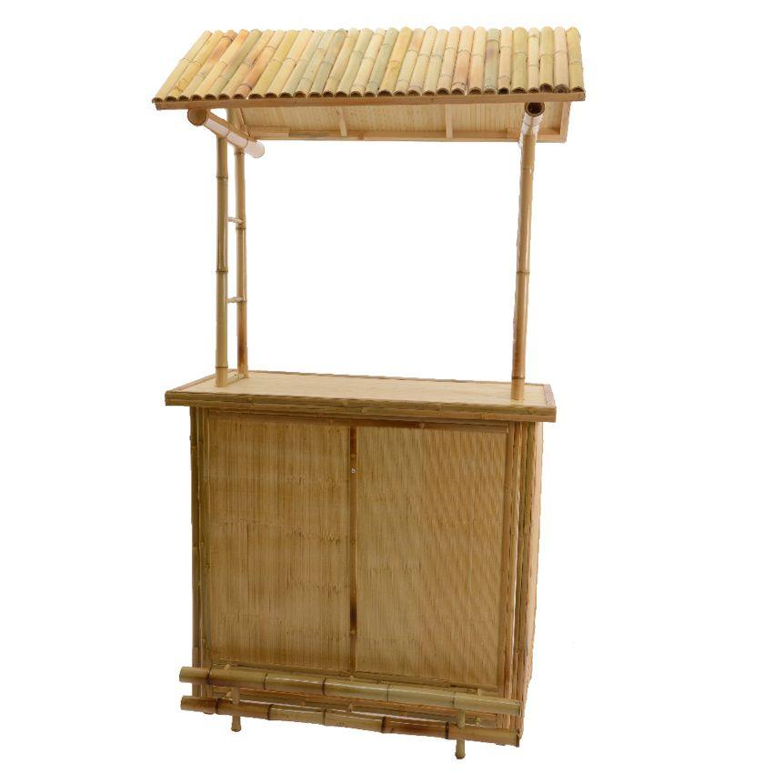 bar de jardin bambou cuba petit mod le table de jardin eminza. Black Bedroom Furniture Sets. Home Design Ideas