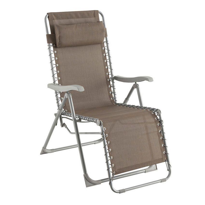 fauteuil d tente silos taupe fauteuil d tente eminza