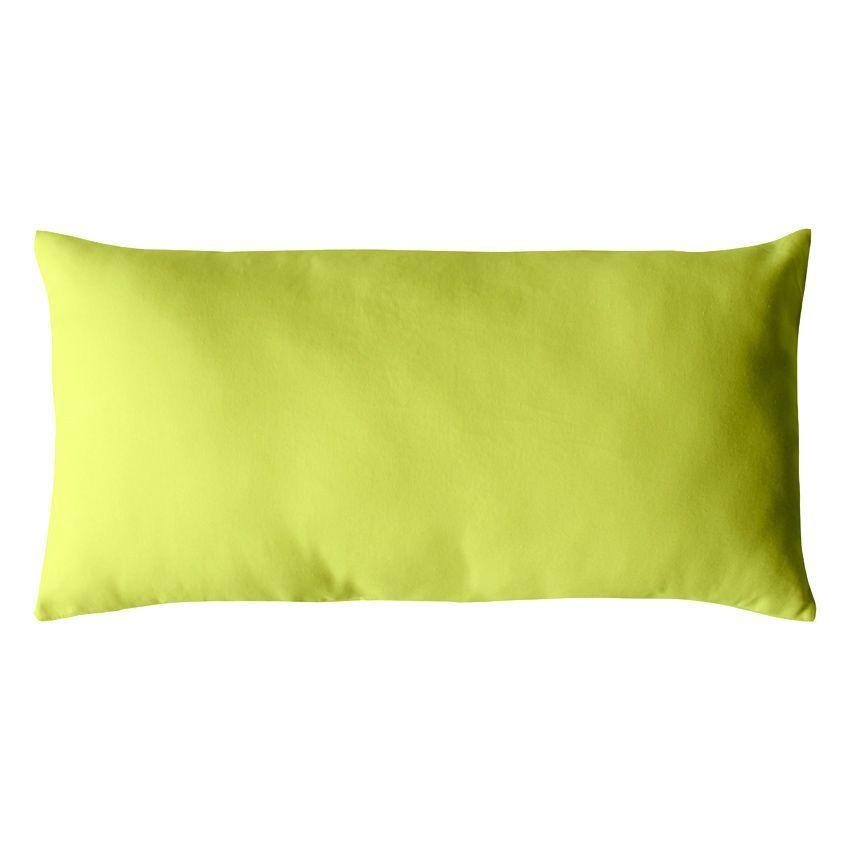coussin rectangulaire etna vert anis coussin et housse de coussin eminza. Black Bedroom Furniture Sets. Home Design Ideas