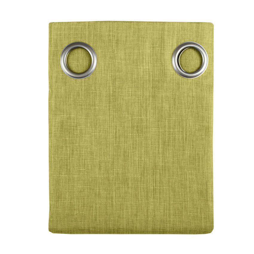 rideau tamisant 135 x h260 cm b a vert anis rideau tamisant eminza. Black Bedroom Furniture Sets. Home Design Ideas