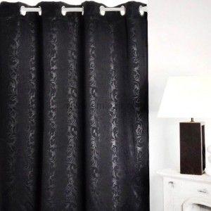 housse de coussin rayure gris noir coussin et housse de coussin eminza. Black Bedroom Furniture Sets. Home Design Ideas