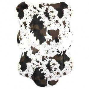tapis peau de b te imitation fourrure vache tapis peau. Black Bedroom Furniture Sets. Home Design Ideas