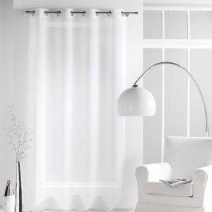 Vous aimerez aussi : Voilage (140 x H240 cm) Paloma Blanc