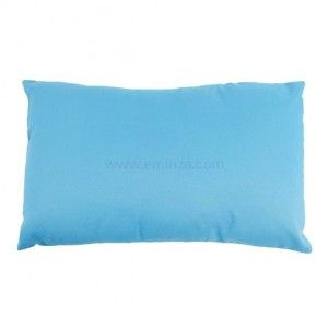Coussin rectangulaire Nelson Turquoise