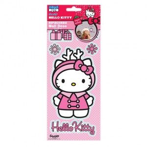 Stickers per finestre reicollabile Hello Kitty
