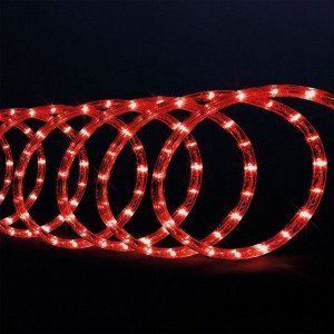 Tube lumineux 6 m Rouge 108 LED