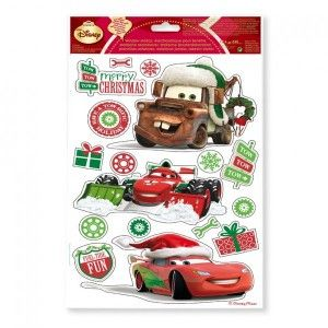 Vitrostatique Disney Cars
