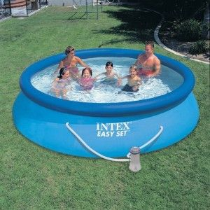 Piscina hinchable Easy Set Ø 3,66 x alto 0,76 m - Intex