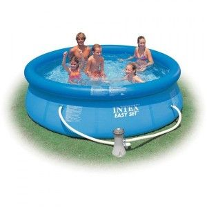 Piscina hinchable Easy Set Ø 3,05 x alto 0,76 m - Intex