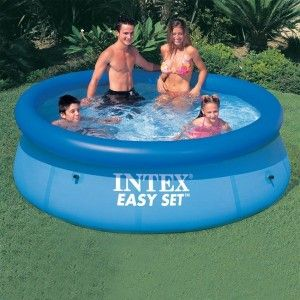 Piscina hinchable Easy Set Ø 2,44 x alto 0,76 m - Intex