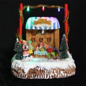 Stand de fabrication de jouets illumin�