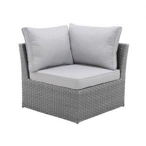 salon de jardin r sine tress e malawi gris 5 places salon de jardin d tente eminza. Black Bedroom Furniture Sets. Home Design Ideas