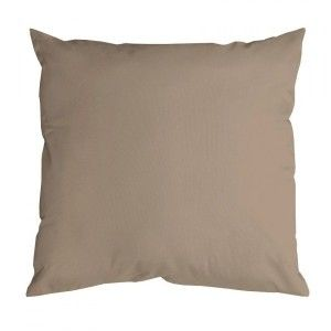 Coussin Nelson Taupe