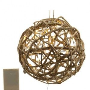 Globe Vigne 20 LED Blanc chaud