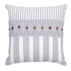 rideau 135 x h250 cm alphonsine gris rideaux eminza. Black Bedroom Furniture Sets. Home Design Ideas