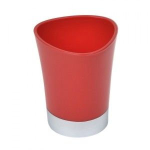 Vaso Happy Rojo
