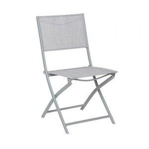 chaise de jardin modula ardoise chaise et fauteuil de. Black Bedroom Furniture Sets. Home Design Ideas