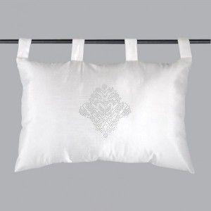 Vous aimerez aussi : T�te de lit (70 cm) Strass Ecru