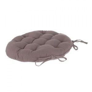 Galette et coussin de chaise - - Déco textile - Eminza