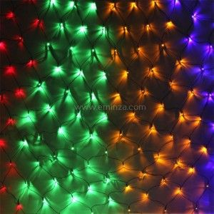 Filet lumineux L4 m Multicouleur 240 LED