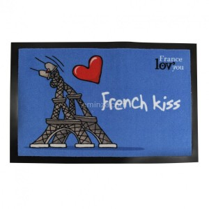 Alfombra multiusos  (60 cm) French Kiss