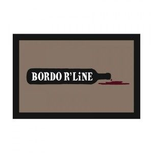 Tapis multi-usage (60 cm) Bordo