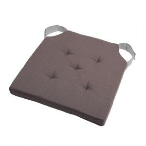 Galette et coussin de chaise - - Déco textile - Eminza on