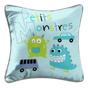 Coussin Monstres