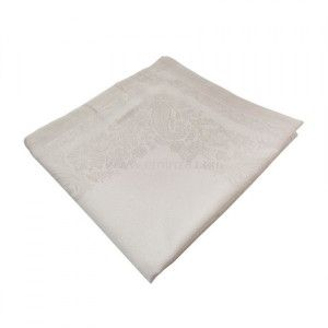 Lot de 6 serviettes de table Jacquard Sensa Lin