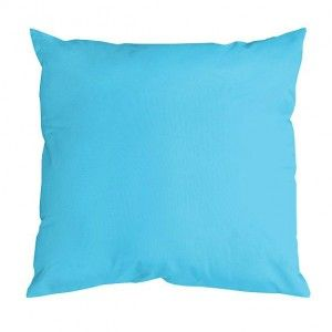 Coussin (60 cm) Nelson Turquoise