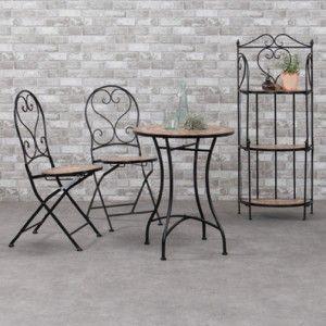 Chaise de jardin - Chaise - Salon de jardin, table et chaise ...