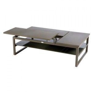 table basse san rafael caf salon de jardin d tente eminza. Black Bedroom Furniture Sets. Home Design Ideas
