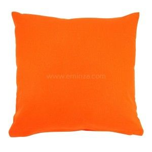 Kissen (60 cm) Etna Orange