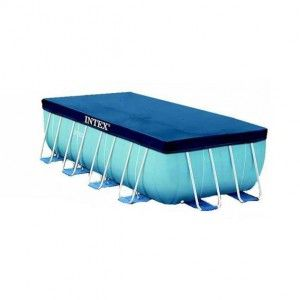 Cubierta para piscina tubular rectangular (L3 m) - Intex