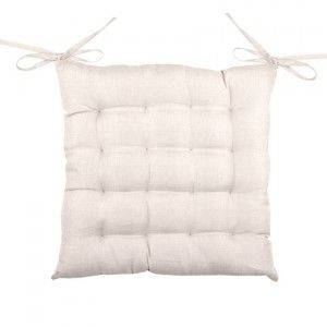 Coussin de chaise Béa 16 points Lin