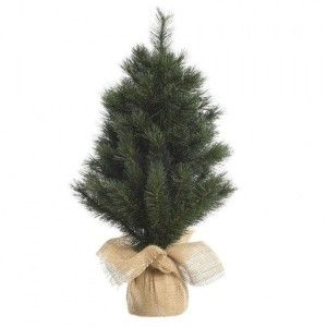 Sapin artificiel de table Norway H90 cm Vert