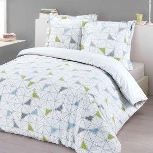 housse de coussin aztec vert d 39 eau housse de coussin eminza. Black Bedroom Furniture Sets. Home Design Ideas