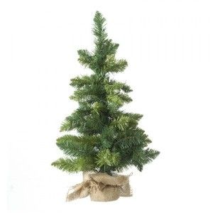 Sapin artificiel de table Blooming H50 cm Vert