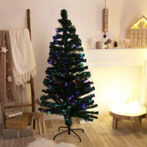 glasvezel kerstboom wilson h120 cm