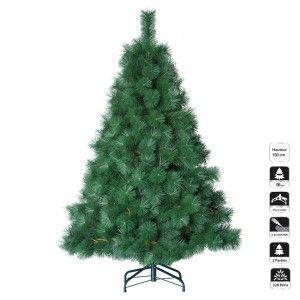 sapin artificiel de no l grandis h150 cm vert sapin sapin artificiel de no l eminza. Black Bedroom Furniture Sets. Home Design Ideas