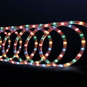 Tubo luminoso 40 m Multicolore 720 LED