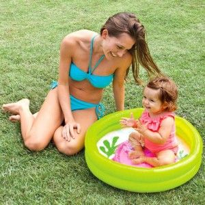 Piscina bimbi My First Pool balena -  Intex