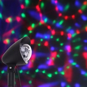 Projecteur ColorPoint Multicolore 3 LED