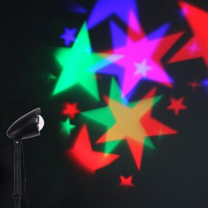 Proyector Color Star Multicolor 3 LED