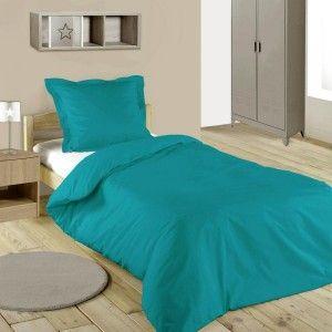 voilage 140 x h260 cm bayad re riviera turquoise voilage eminza. Black Bedroom Furniture Sets. Home Design Ideas