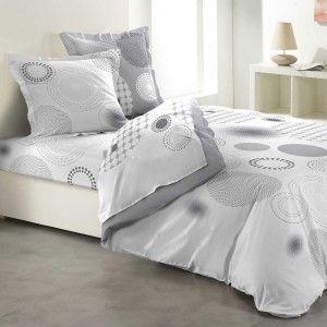 parure de lit linge de lit eminza. Black Bedroom Furniture Sets. Home Design Ideas