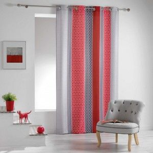 Tenda (140 x 260 cm) Galliance Rosso