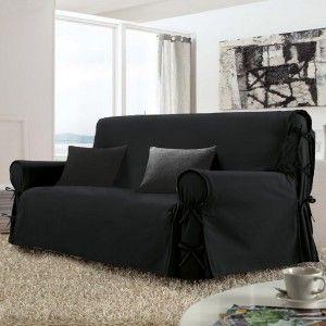 housse de canap housse de canap chaise eminza. Black Bedroom Furniture Sets. Home Design Ideas