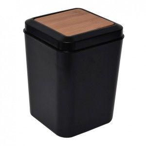 poubelle ecobio bois bambou poubelle eminza. Black Bedroom Furniture Sets. Home Design Ideas