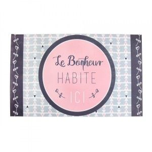 Tapis multi-usage (75 cm) Joie rose